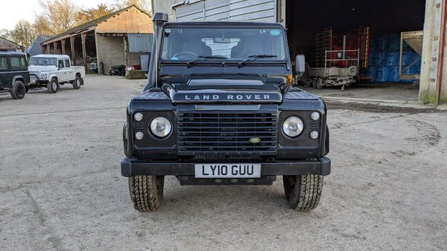 Image 2 of LAND ROVER DEFENDER 90 XS STATION WAGON #131