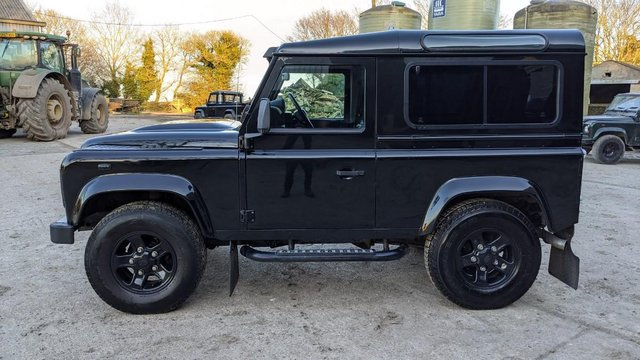 Image 4 of LAND ROVER DEFENDER 90 XS STATION WAGON #131