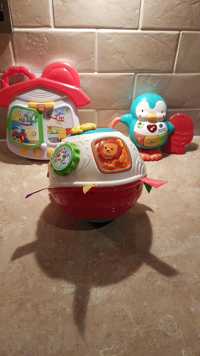 Preview of the first image of Toy bundle, Vtech, Little Tikes.