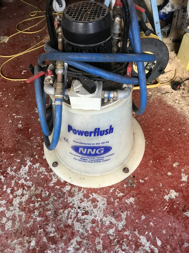 Preview of the first image of Plumbers Power Flusher-cleanser. For central heating.