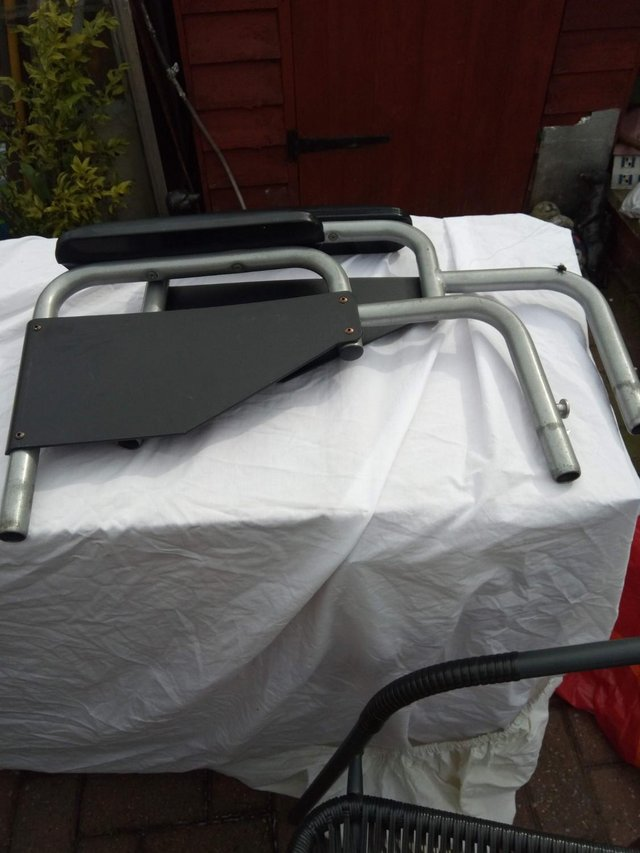 Preview of the first image of ROMA MEDICAL WHEELCHAIR ARMRESTS.