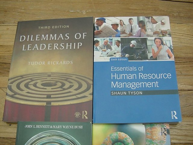 Image 2 of HR, Training & Coaching Books