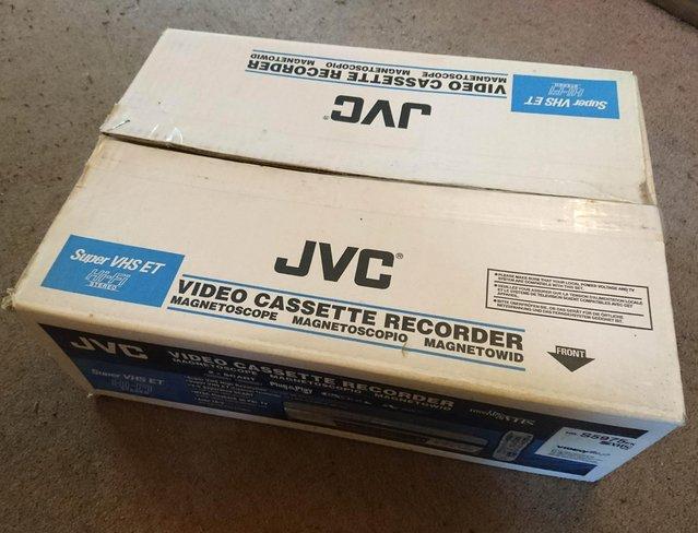 Image 4 of JVC HR-S5975EK S-VHS VCR