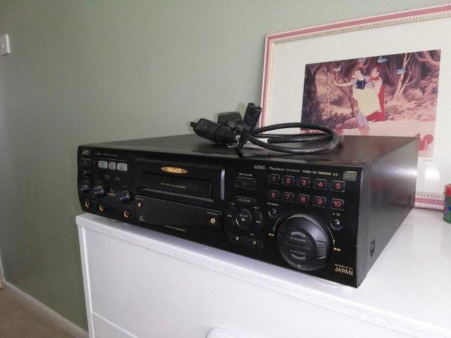 Image 3 of J V C XL _ SV CD Player.