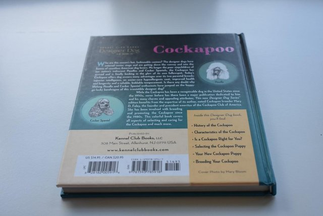 Image 2 of Cockapoo Book