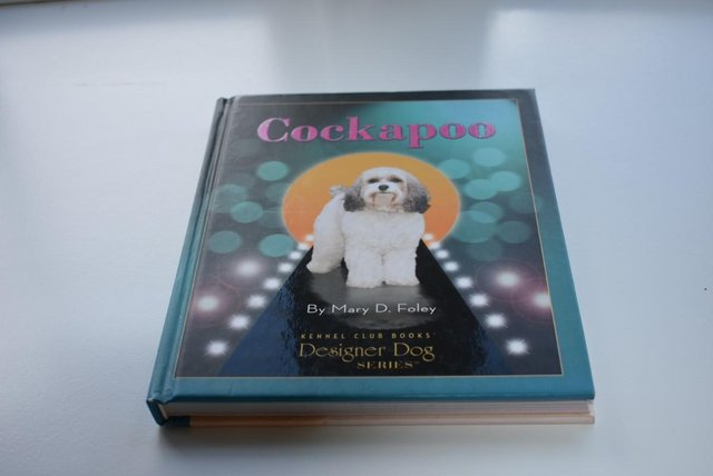 Preview of the first image of Cockapoo Book.