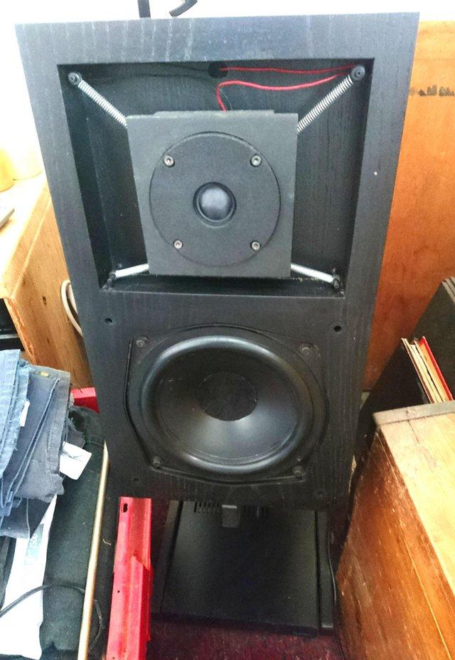 Preview of the first image of Roksan Darius Loudspeakers.