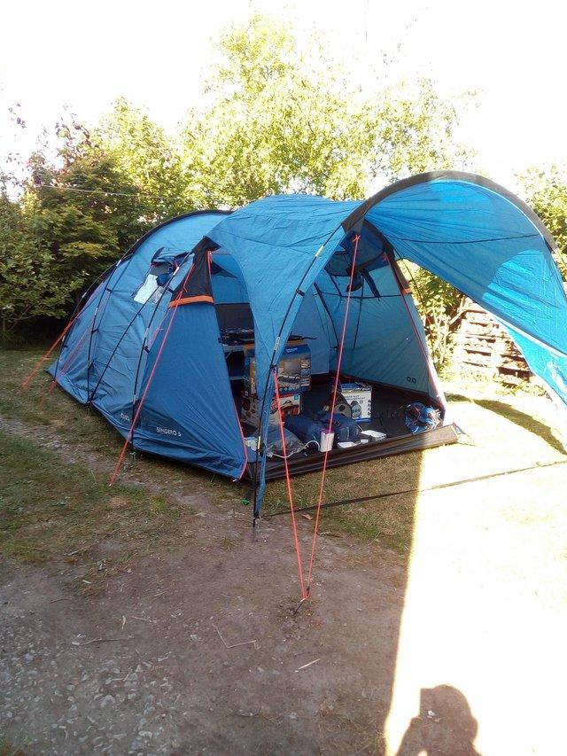 5 Berth Tentand Accessories For Sale In Halifax West Yorkshire Preloved