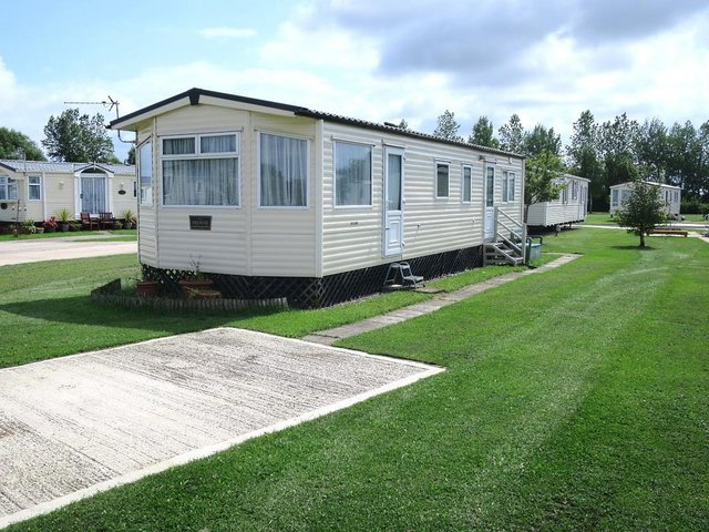 Preview of the first image of 2010 Carnaby Melrose Static Caravan For Sale North Yorkshire.