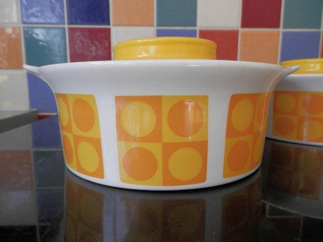 Image 5 of Retro Sunny Yellow Table Ware