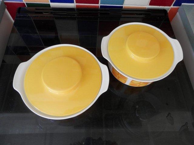 Image 7 of Retro Sunny Yellow Table Ware