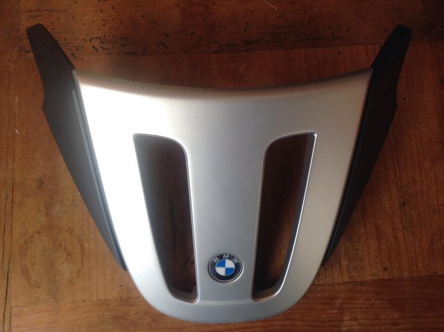 Preview of the first image of BMW R1150 / R850 Tail Rack 2001 to 2004.