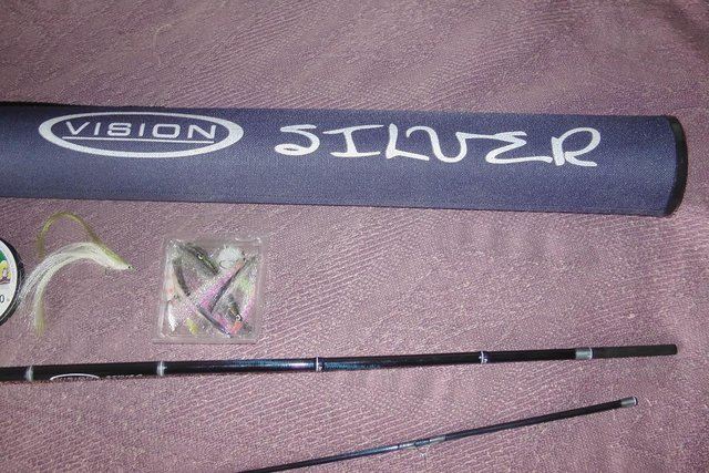 Image 5 of Vision Silver Fly Fishing Rig