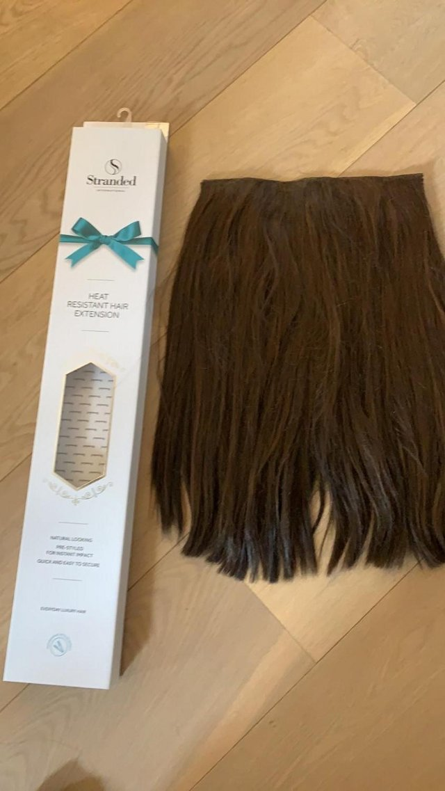 Preview of the first image of Heat Resistant Hair Extensions.