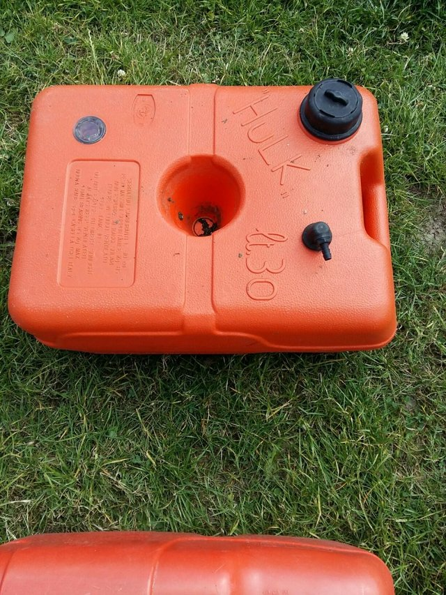 Image 2 of 30L fuel tanks- one left