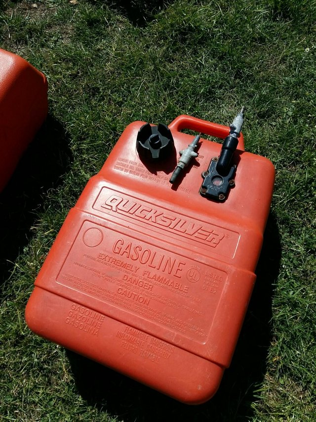 Image 3 of 30L fuel tanks- one left
