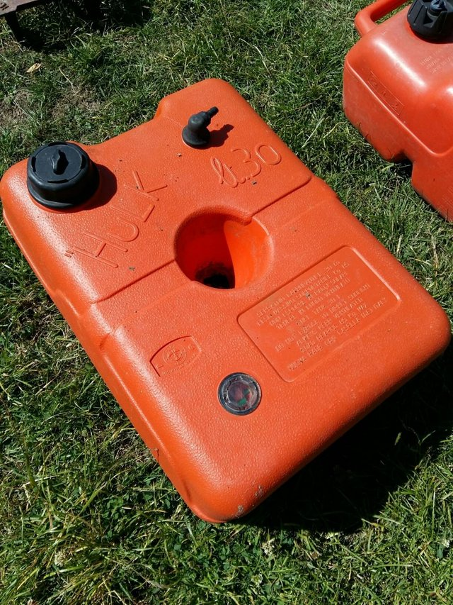 Image 8 of 30L fuel tanks- one left