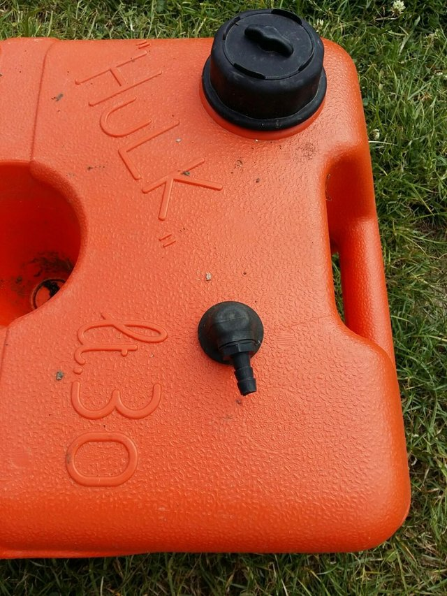 Image 9 of 30L fuel tanks- one left