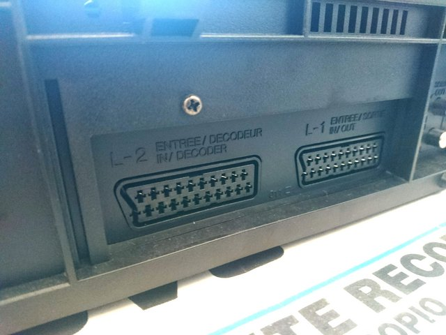 Image 9 of JVC HR-S5975EK S-VHS VCR