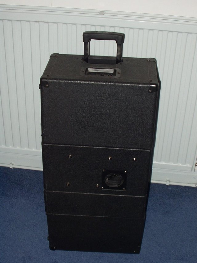 Image 2 of PULSE PA 150 MP3 Portable PA System