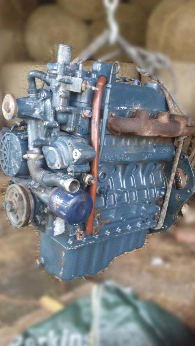 Preview of the first image of Kubota 4 cylinder Diesel.