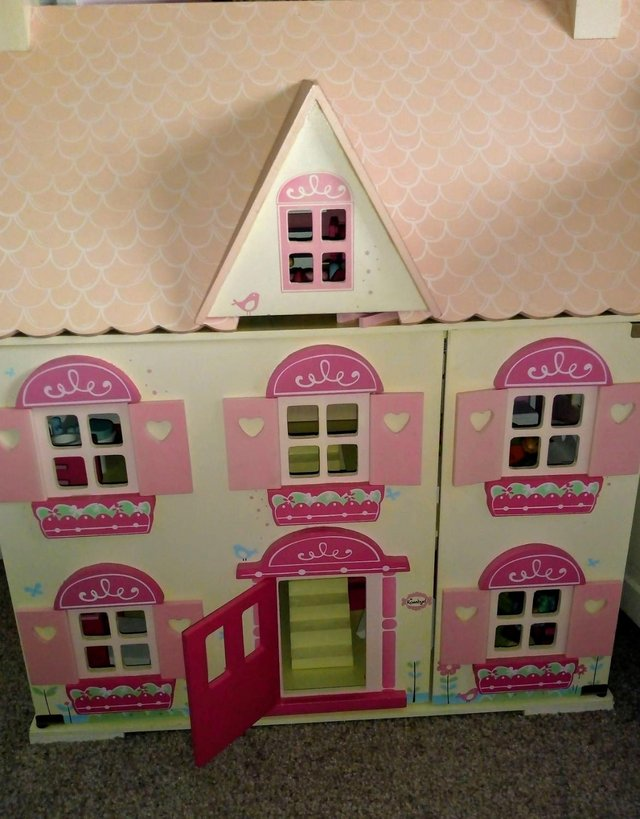 Preview of the first image of Early Learning Centre Dolls House.