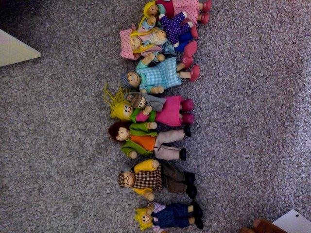 Image 2 of Early Learning Centre Dolls House