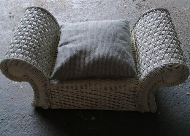 Preview of the first image of Casual Wicker Seat.