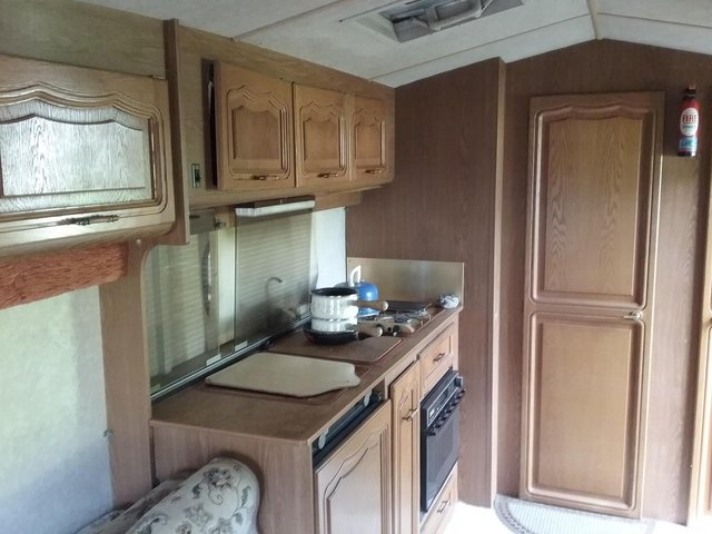 Preview of the first image of SOLD ABI Award Transtar 2 berth caravan 1984 SOLD.