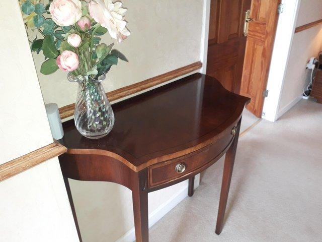 Image 2 of Bevan Funnell Hall Console Table