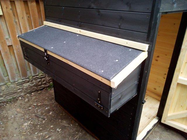 """Image 3 of 4x4x5'6"""" chicken coop"""