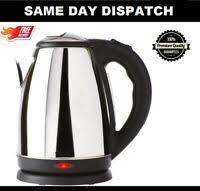 Preview of the first image of DAEWOO NEW BOXED 1.8L S/S KETTLE-AUTO SWITCH OFF-FAB.