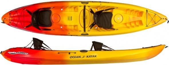 Preview of the first image of Ocean Kayak Malibu Tandem Kayak. WANTED..