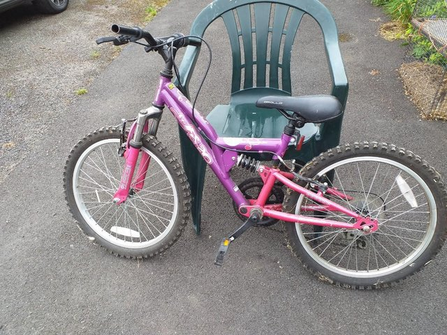 Preview of the first image of Children's Mountain Bike.