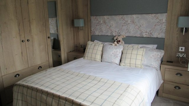 Image 4 of Luxury ABI Harrogate Lodge 20x40 2 bed 2 bath Front Row