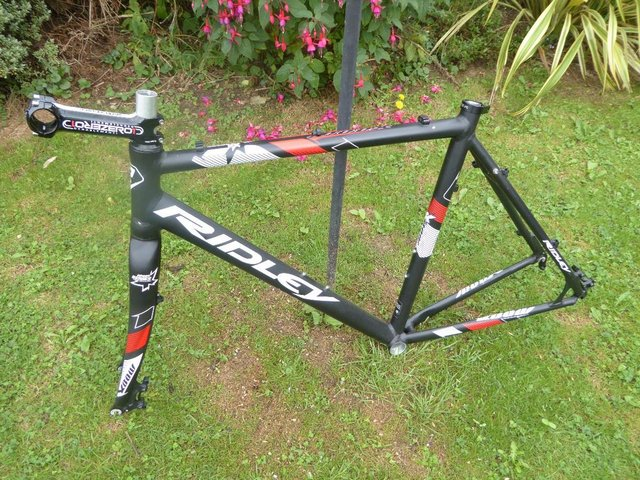 Image 2 of Ridley XBow CX Gravel Bike Frame