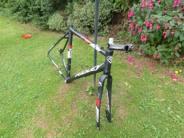 Image 3 of Ridley XBow CX Gravel Bike Frame