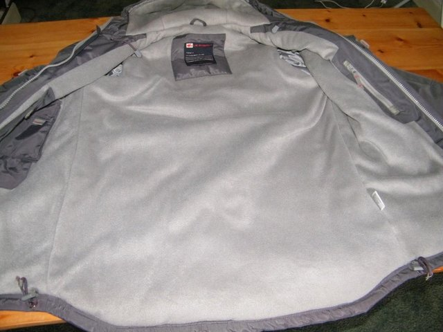 Image 2 of Grey Anorak strong and warm, with little use