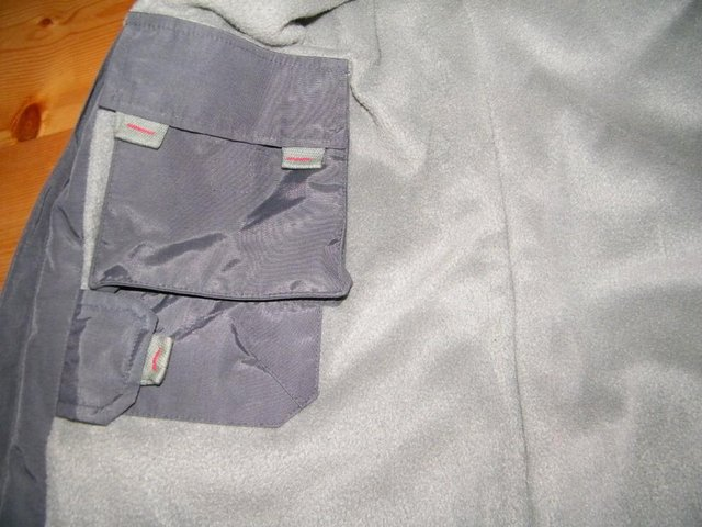 Image 8 of Grey Anorak strong and warm, with little use