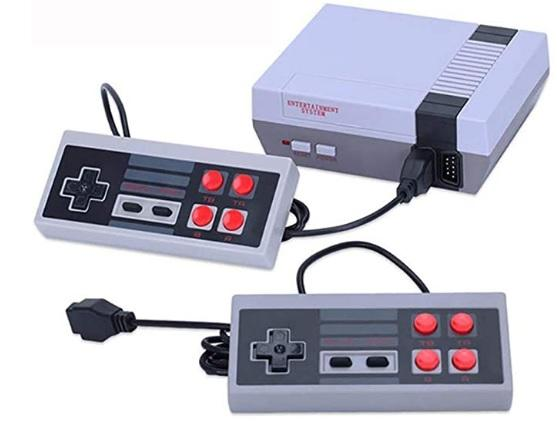 Preview of the first image of Retro Plug and Play classic console 500 games on it.