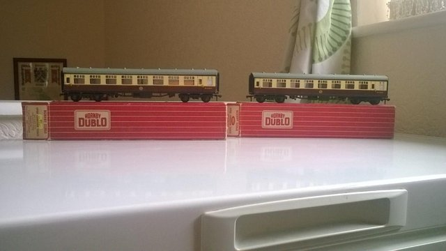 Preview of the first image of hornby dublo.