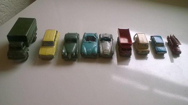 Image 2 of dinky toy cars