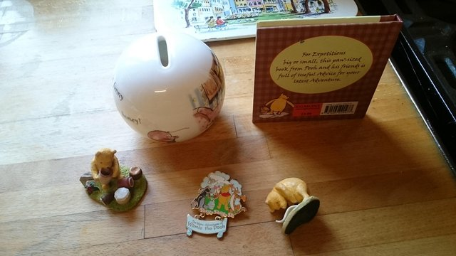 Image 2 of Disneys Winnie the pooh collection
