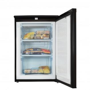 Preview of the first image of COOKOLOGY 55CM BLACK 86L UNDERCOUNTER FREEZER-NEW BOXED-WOW.