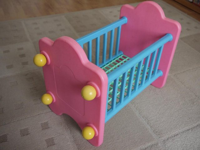 Preview of the first image of Baby Dolls Cot.