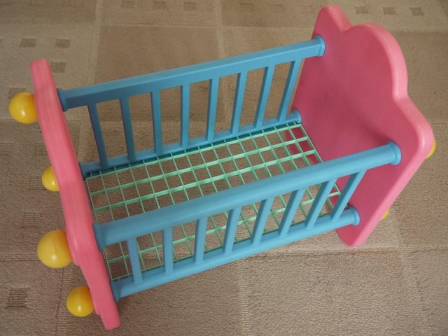 Image 2 of Baby Dolls Cot
