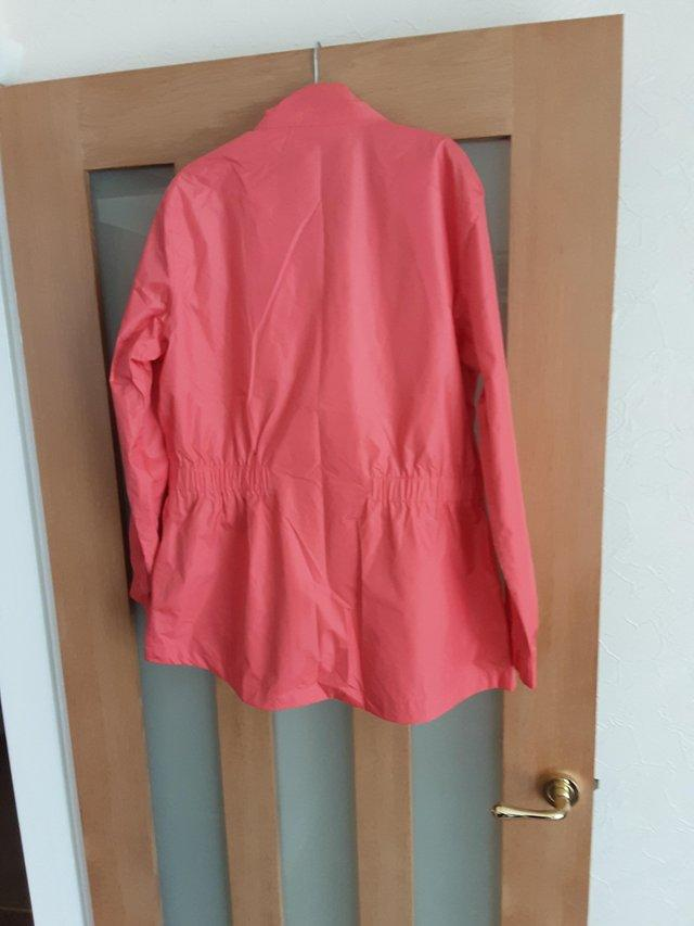 Image 2 of Jack Murphy Elsa Waterproof Jacket Size 14