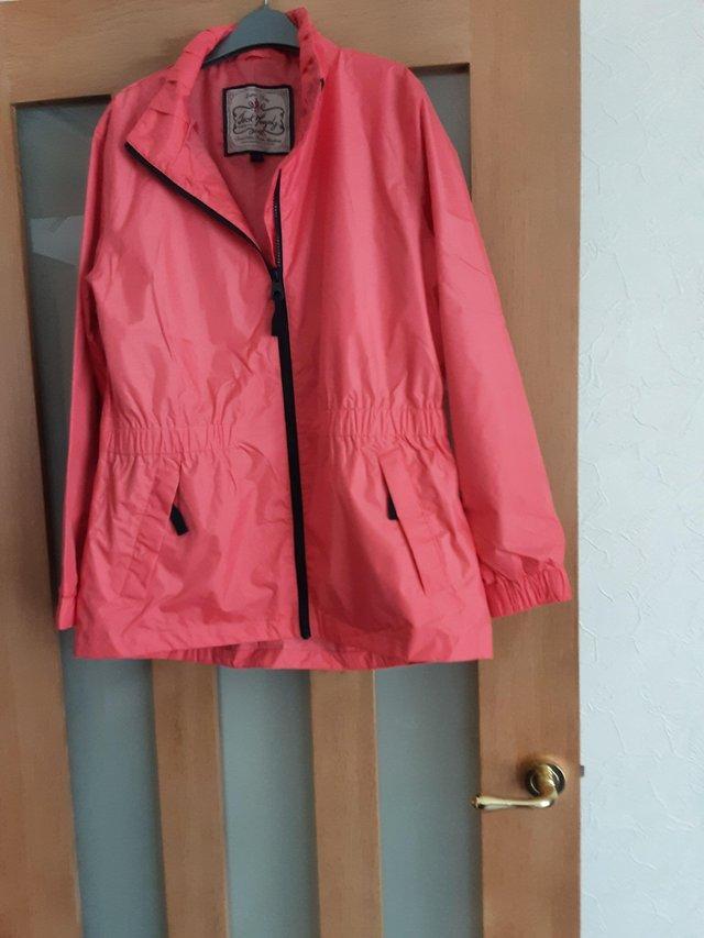 Image 3 of Jack Murphy Elsa Waterproof Jacket Size 14