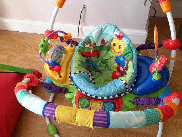Image 3 of Baby jumperoo