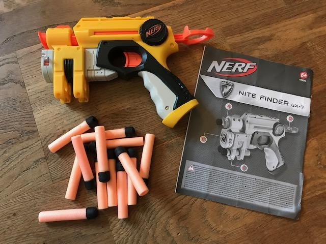 Image 3 of A Huge Collection Of Nerf Guns And Bullets